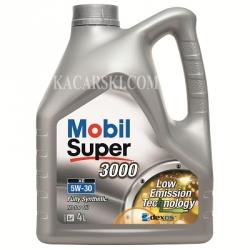 MOBIL SUPER 3000XE 5W30 4L