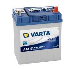 VARTA BLUE DYNAMIC ASIA A14 40Ah 330A
