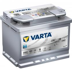 VARTA SILVER AGM D52