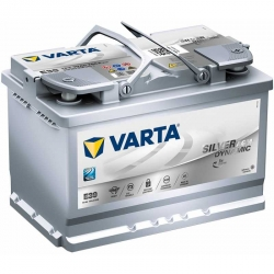 VARTA SILVER AGM E39